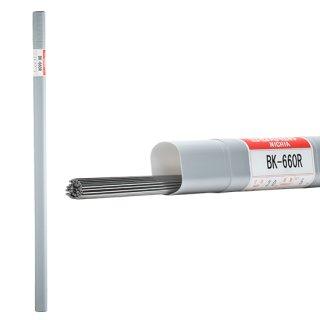 ニッコー熔材 金型製作・補修用肉盛用TIG溶加棒 BK-660R φ2.0mm バラ売り1kg