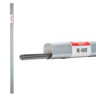 ニッコー熔材 金型製作・補修用肉盛用TIG溶加棒 BK-660R φ2.6mm バラ売り1kg