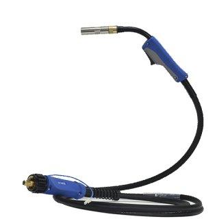ダイヘン 電圧検出端子付き半自動溶接用トーチ BT3500V-45(BT3500V45)ケーブル長さ4.5m