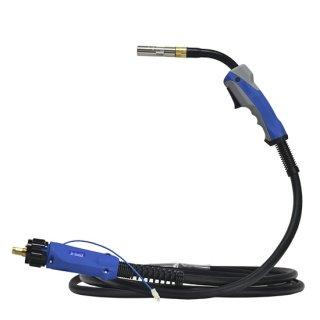 ダイヘン 電圧検出端子付き半自動溶接用トーチ BT3510V-45(BT3510V45)ケーブル長さ4.5m