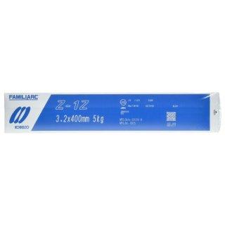 神戸製鋼(KOBELCO) 亜鉛メッキ用溶接棒 Z-1Z(Z1Z) φ3.2mm バラ売り1kg