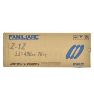 神戸製鋼(KOBELCO) 亜鉛メッキ用溶接棒 Z-1Z(Z1Z) φ3.2mm 20kg/大箱