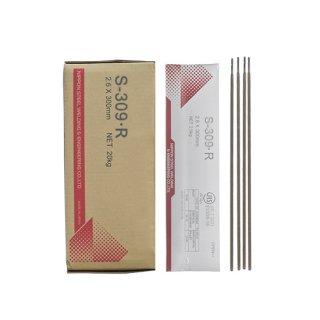 溶接棒 S-309・R(S-309R) φ2.6mm×300mm 2.5kg小箱 ステンレスと鉄などの溶接用 日鉄溶接工業 (旧:日鉄住金溶接工業 NSSW)