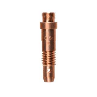 【TIG部品】ダイヘン コレットボディ φ0.5mm H950C11【AW-17用】