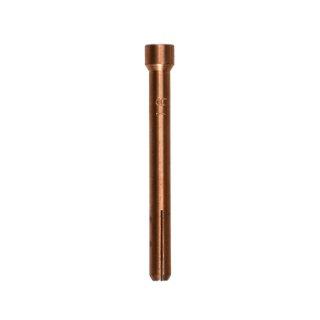 【TIG部品】ダイヘン純正 コレット4ツ割 φ1.6mm H21B15 TIGトーチ 【AW-17用】