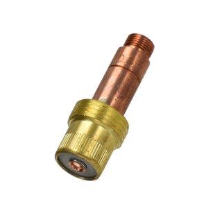 【TIG部品】ダイヘン ガスレンズ用 コレットボディ φ0.5mm H21B50 【AW-17用】