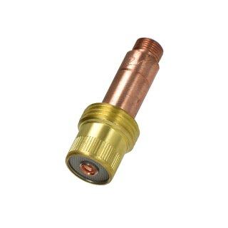 【TIG部品】ダイヘン ガスレンズ用 コレットボディ φ2.4mm H21B53 【AW-18用】