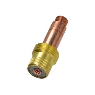 【TIG部品】ダイヘン ガスレンズ用 コレットボディ φ3.2mm H21B54 【AW-18用】