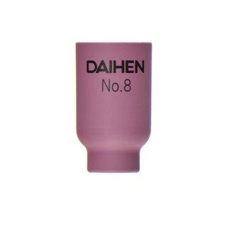 【TIG部品】ダイヘン ガスレンズ用ノズル No.8 H21B44 【AWD-18用】