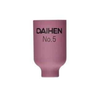 【TIG部品】ダイヘン ガスレンズ用ノズル No.5 H21B41 【AWD-18用】