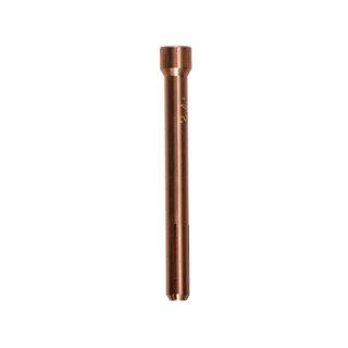 【TIG部品】ダイヘン純正 コレット4ツ割 φ2.4mm H21B16 TIGトーチ 【AWD-26用】