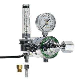 TIG・半自動溶接用圧力調整器(レギュレータ) AU25B-H12-2 日酸TANAKA