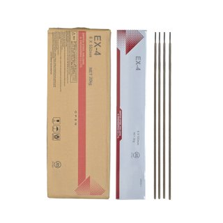 溶接棒 EX-4 φ6.0mm×550mm 20kg大箱 水平、下向きすみ肉溶接用 日鉄溶接工業 (旧:日鉄住金溶接工業 NSSW)