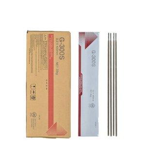 溶接棒 G-300S φ3.2mm×400mm 5kg小箱 技量試験、技量コンクール用 日鉄溶接工業 (旧:日鉄住金溶接工業 NSSW)