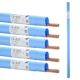 WEL TIG A5356BY 2.0mm 1kg 日本ウエルディング・ロッド アルミ用TIG棒