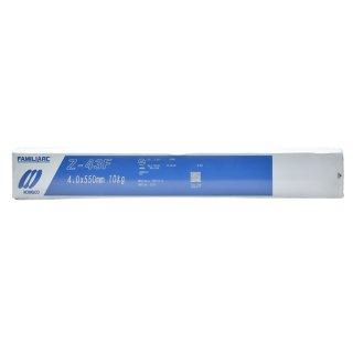 KOBELCO Z-43F(Z43F) 4.0mm×550mm 10kg/小箱 神戸製鋼 被覆アーク溶接棒 低ヒューム、すみ肉溶接