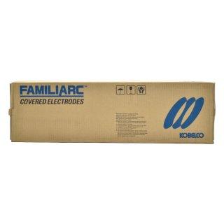 KOBELCO Z-43F(Z43F) 4.5mm×550mm 20kg/大箱 神戸製鋼 被覆アーク溶接棒 低ヒューム、すみ肉溶接