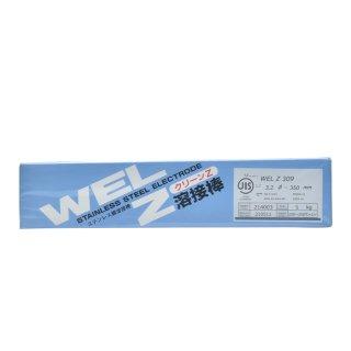 WEL Z 309 3.2mm 5kg(小箱) ステンレス鋼溶接棒(被覆アーク溶接棒) 日本ウエルディング・ロッド