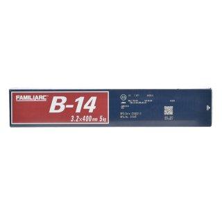 KOBELCO B-14(B14) 3.2mm×400mm 1kg バラ売り 神戸製鋼 被覆アーク溶接棒 造船、車両、建築などの構造溶接用