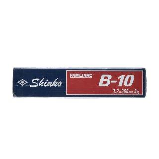 KOBELCO B-10(B10) 3.2mm×350mm 5kg/小箱 神戸製鋼 被覆アーク溶接棒 車両、建築などの一般構造物用