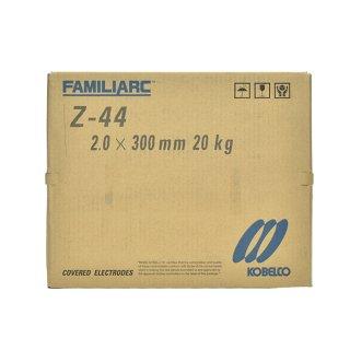 KOBELCO Z-44 2.0mm×300mm 20kg/箱 神戸製鋼 被覆アーク溶接棒(ZERODE-44 ゼロード44)