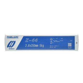 KOBELCO Z-44 2.6mm×350mm 5kg/小箱 神戸製鋼 被覆アーク溶接棒(ZERODE-44 ゼロード44)