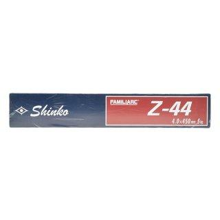 KOBELCO Z-44 4.0mm×450mm 5kg/小箱 神戸製鋼 被覆アーク溶接棒(ZERODE-44 ゼロード44)