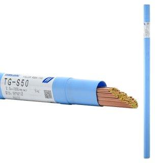 KOBELCO TG-S50(TGS-50) 軟鋼TIG溶接棒 2.0mm 5kg 神戸製鋼 (軟鋼〜490MPa級鋼)