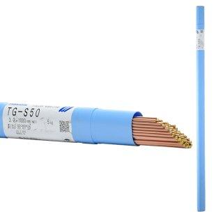 KOBELCO TG-S50(TGS-50) 軟鋼TIG溶接棒 3.2mm 5kg 神戸製鋼 (軟鋼〜490MPa級鋼)