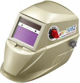メーカー廃番商品:マイト レインボーマスク 超高速遮光面 MR-750G2-C 【トラスコ品番:394-1051】