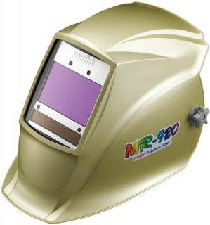 メーカー廃番商品:マイト レインボーマスク 超高速遮光面 MR-920-C 【トラスコ品番:423-1091】