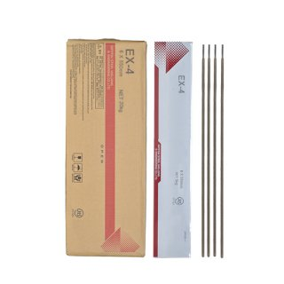 NSSW EX-4 6.0mm×550mm 1kgバラ売り 水平および下向すみ肉溶接棒 日鉄住金 被覆アーク溶接棒