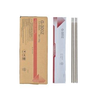 NSSW G-300Z 4.0mm×450mm 1kgバラ売り 溶融亜鉛めっき鋼板の全姿勢溶接に適したイルミナイト系被覆アーク溶接棒 日鉄住金