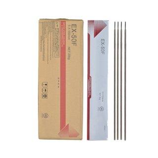 NSSW EX-50F EX50F 5.0mm×550mm 1kgバラ売り TMCP490MPa級高張力鋼のすみ肉溶接に適した低ヒュームタイプ