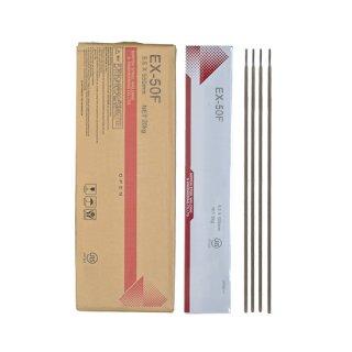 NSSW EX-50F EX50F 5.5mm×550mm 1kgバラ売り TMCP490MPa級高張力鋼のすみ肉溶接に適した低ヒュームタイプ