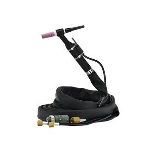 ダイヘン純正 水冷TIGトーチ AW-18(AW18) 長さ4m 300A DAIHEN