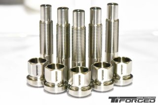 Ti Forged │Clubsport Stud Conversion for BMW MINI R-series(後期) set of 16