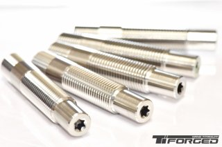 Ti Forged │Wheel Stud Bolt for ABARTH / FIAT
