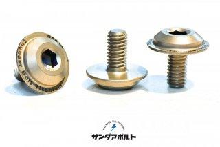 Ti Li-V2 Micro Blast Collection  for K-Car 4pcs (ライセンスボルトキット)
