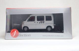 直輸入 1/43 DAIHATSU HIJET Japan Airport Service  2009(ホワイト) -ダイハツ ハイジェット 日本エアポート サービスカーJC226