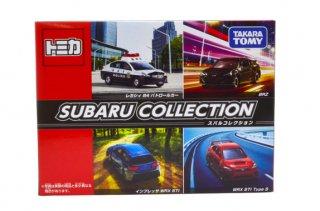 スバル コレクション 4台セット (トミカギフト 899143)