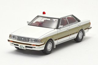 TOMYTEC 1/64 太陽にほえろ!Vol.06 トヨタ マークII GTツインターボ(1985) (トミカリミテッドヴィンテージネオ Vol.6)