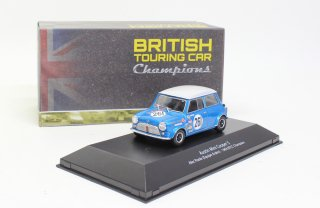 海外直輸入 ATLAS EDITIONS 1/43 Austin Mini Cooper S 970 Alec Poole