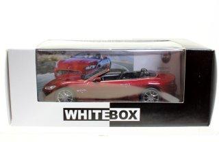 海外直輸入 WHITE BOX 1/43 Maserati GranCabrio Sport(ホワイトボックス WBS031)