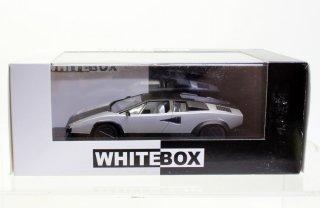 海外直輸入 WHITE BOX 1/43 Lamborghini Countach Evoluzione (ホワイトボックス WB512)