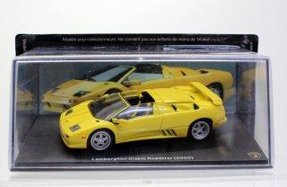 海外直輸入 Leo Models 1/43 Lamborghini Diablo Roadster (2000)