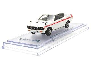 ENIF 1/43 三菱コルト ギャランGTO MR 1970 ロッキーホワイト (エニフ ENIF0045)