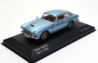 海外直輸入 WHITE BOX 1/43 Asron Martin DB4 1958 Light Blue  (ホワイトボックス WB150)