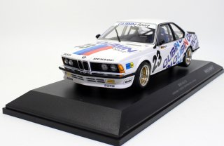 海外直輸入 MINICHAMPS 1/18 BMW 635 CSi #23 DPM Winner 1984 Strycek (ミニチャンプス 155842523)