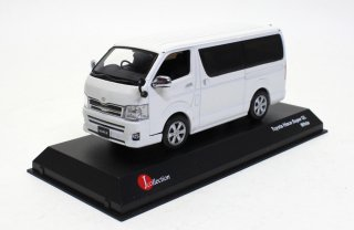 KYOSHO 1/43 J collection トヨタ ハイエース スーパーGL ホワイト (京商 JC35012WH)